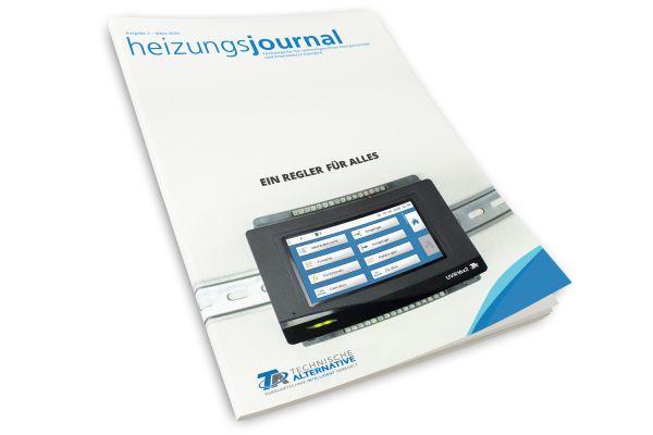 HeizungsJournal - Heft 3, März 2020 HeizungsJournal - Heft 3/2020