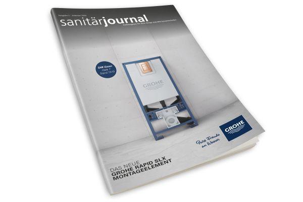 SanitärJournal - Heft 1, Februar 2020 SanitärJournal - Heft 1/2020