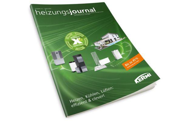 HeizungsJournal - Heft 4-5, April 2020 HeizungsJournal - Heft 4-5/2020