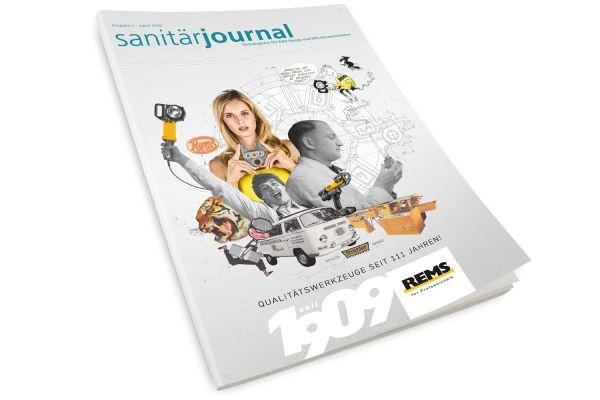 SanitärJournal - Heft 2, April 2020 SanitärJournal - Heft 2/2020