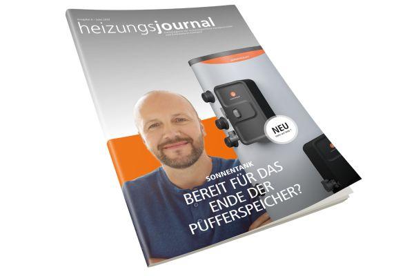 HeizungsJournal - Heft 6, Juni 2020 HeizungsJournal - Heft 6/2020