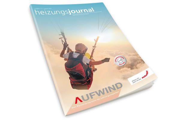 HeizungsJournal - Heft 7-8, August 2020 HeizungsJournal - Heft 7-8/2020