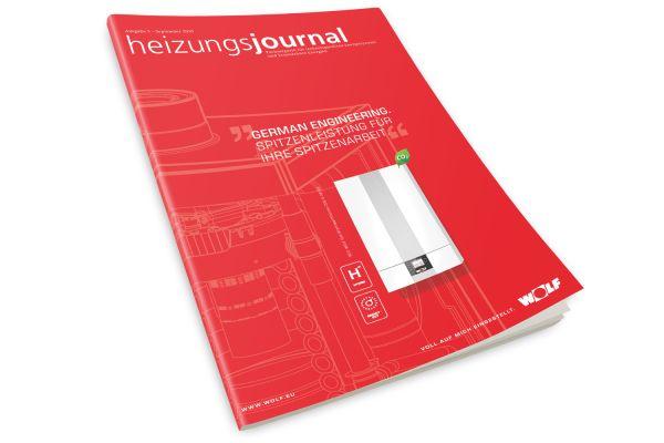 HeizungsJournal - Heft 9, September 2020 HeizungsJournal - Heft 9/2020
