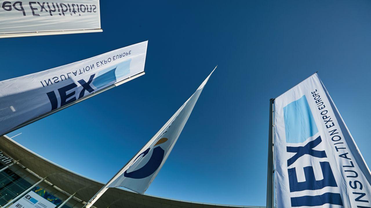 IEX – Insulation Expo Europe: Nürnberg, 23.06.-24.06.2021