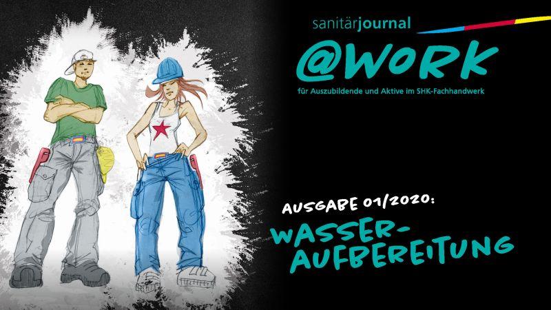 """@work - Thema """"Wasseraufbereitung"""""""