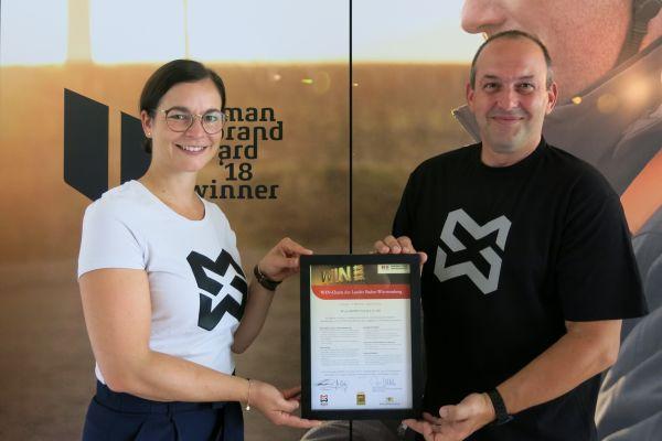 Würth MODYF unterzeichnet WIN-Charta
