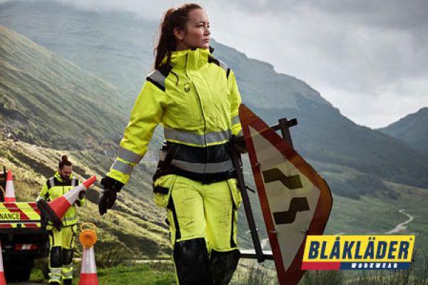 Blåkläder virtuell auf der Arbeitsschutz aktuell 2020