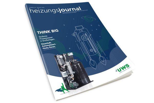 HeizungsJournal - Heft 10, Oktober 2020 HeizungsJournal - Heft 10/2020