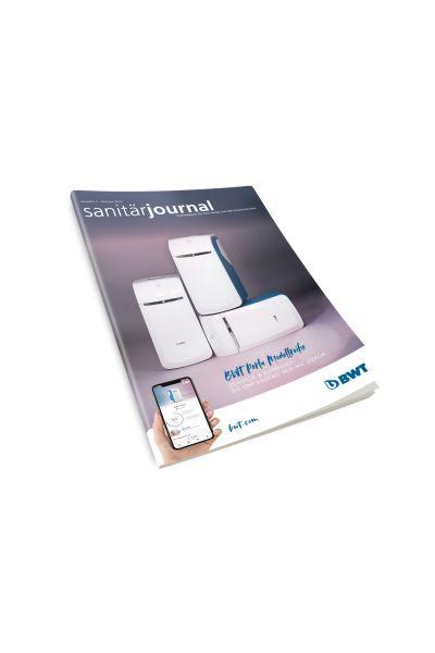 SanitärJournal - Heft 5, Oktober 2020 SanitärJournal - Heft 5/2020