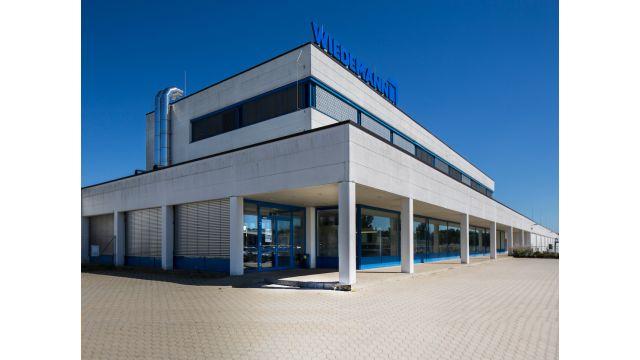 Das Bild zeigt die Firma Wiedemann.