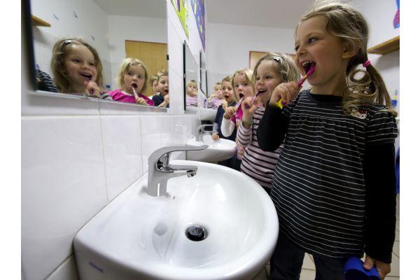 Innovative Sanitärlösungen für das Bildungswesen
