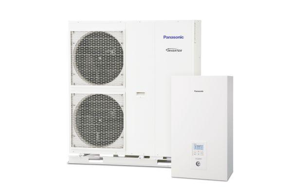 """Der von den PV-Paneelen erzeugte Strom wird zum Antrieb von 17 Panasonic-""""Aquarea""""-Luft/Wasser-Wärmepumpen verwendet."""