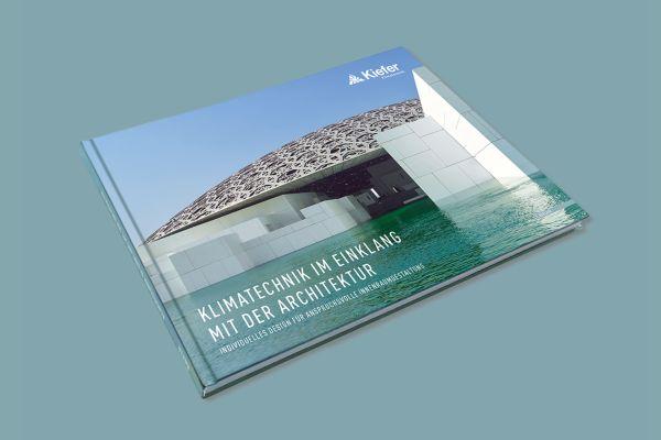Kiefer Klimatechnik legt die 2. Auflage ihres Referenzbuches vor