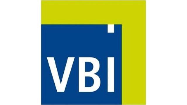 Das Bild zeigt das VBI-Logo.