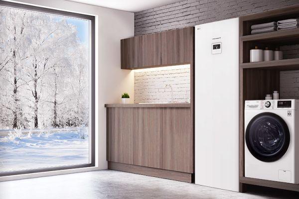 """Optimierte Warmwasserversorgungslösung """"Therma V IWT"""" von LG kommt auf den deutschen Markt"""