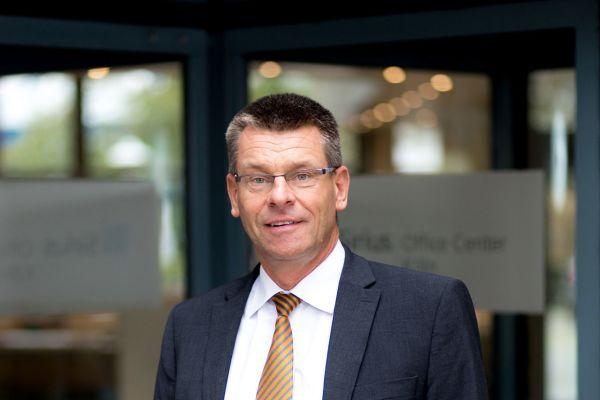 Dr Lothar Breidenbach, Geschäftsführer Technik des BDH.