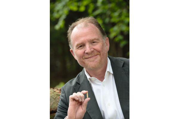 Martin Bentele, Geschäftsführer des DEPV.