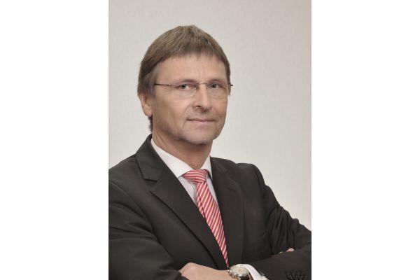 Günther Mertz, Geschäftsführer der TGA-Repräsentanz Berlin.