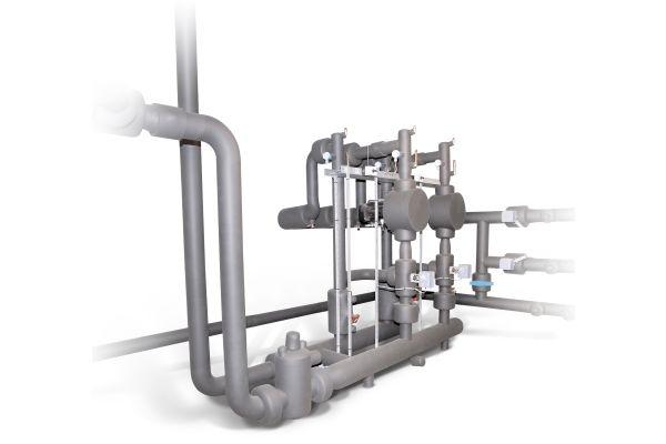 Die Dämmung von Rohrleitungen ist eine der effektivsten Maßnahmen zur Energieeinsparung in Gebäuden.