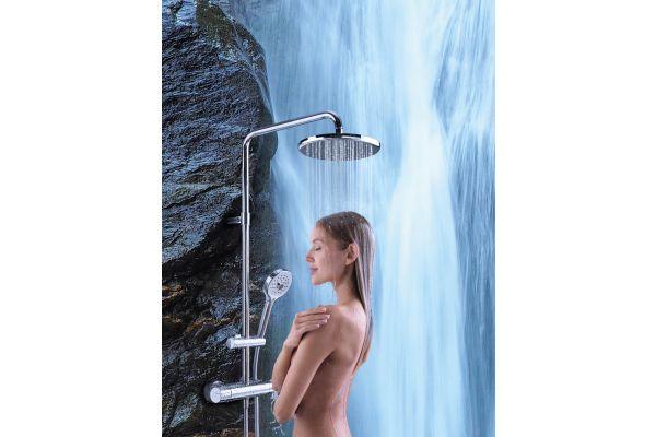 Artweger jetzt auch mit Duschsystemen