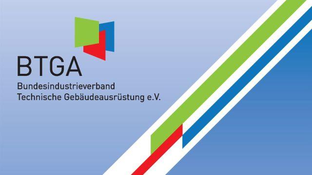 Das Bild zeigt das BTGA-Normenbuch.