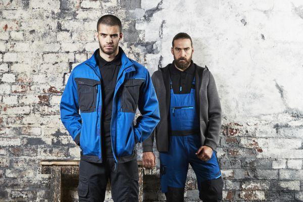 Moderne Arbeitsbekleidung mit Stil und Qualität