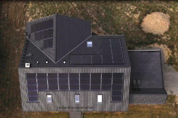 Stromspeicher, Erdwärmepumpe und KWL im Eigenheim