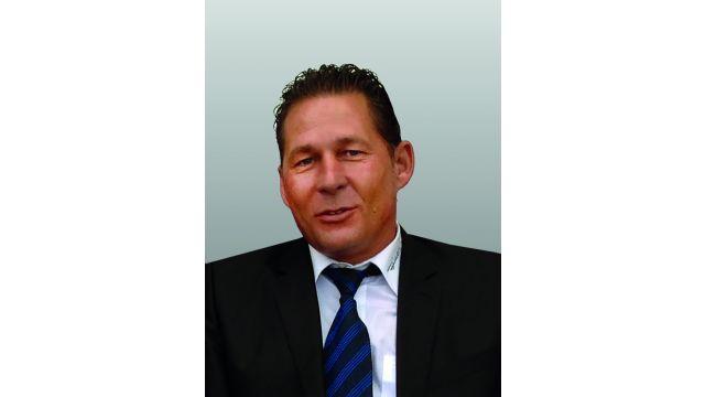 Das Bild zeigt Claus Sperber, JUDO Training Manager.