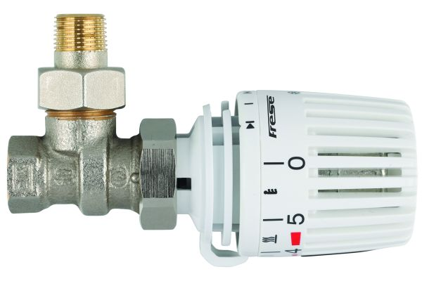 Frese stellt dynamisches Thermostat-Heizkörperventil vor
