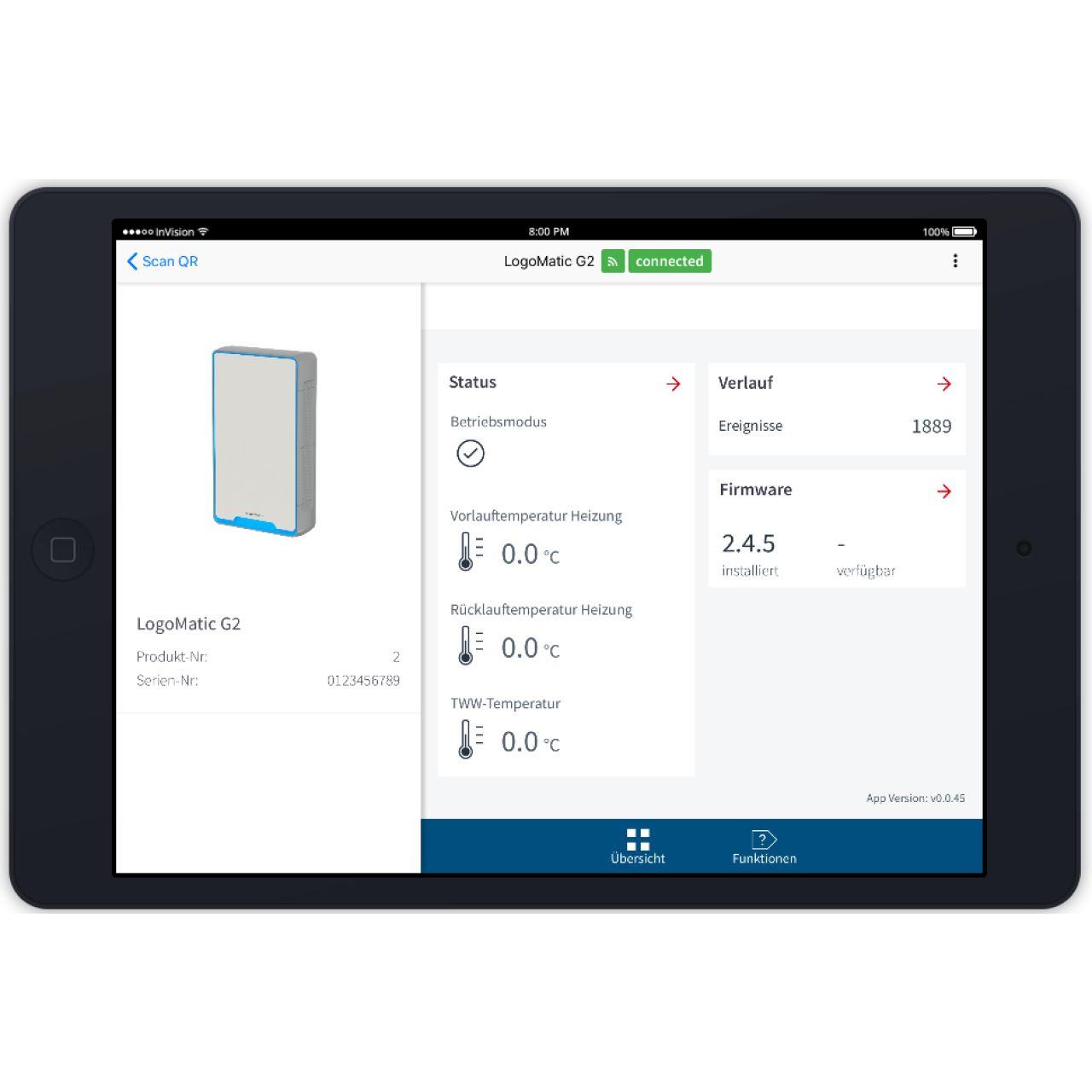 Flamco Meibes: App unterstützt Inbetriebnahme einer Wohnungsstation