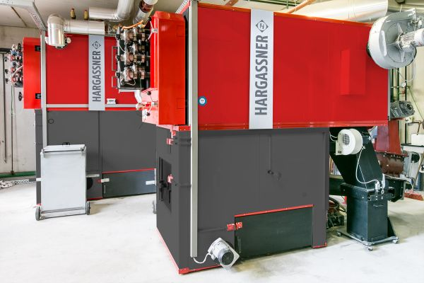 Hargassner bietet neue Industrieheizungen