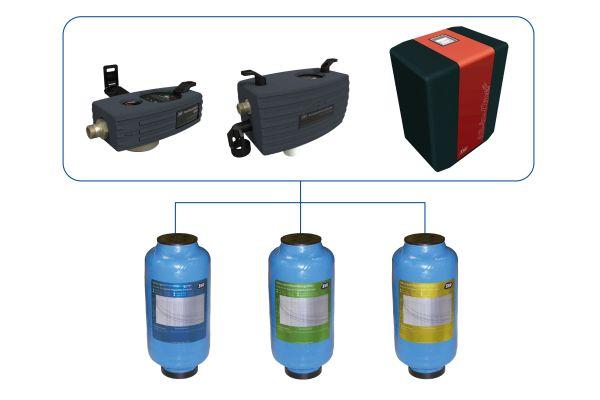 Kompakt, effizient, gut: Alleskönner für das Heizungsmanagement