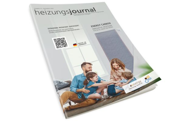 HeizungsJournal - Heft 12, Dezember 2020 HeizungsJournal - Heft 12/2020