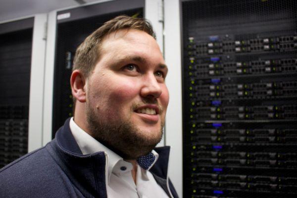 Michael Haufler, Geschäftsführer, scireum GmbH.