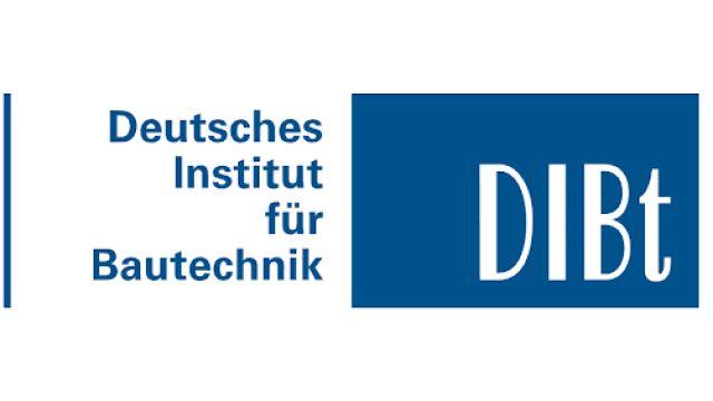 Das Bild zeigt das Logo des Deutschen Instituts für Bautechnik.