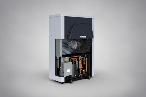 Die Effizienz einer Wärmepumpe wird auch von der Abtauung beeinflusst: Gut konstruierte Wärmepumpen haben in der Regel längere Zykluszeiten, was den nach Norm berechneten COP positiv beeinflusst.