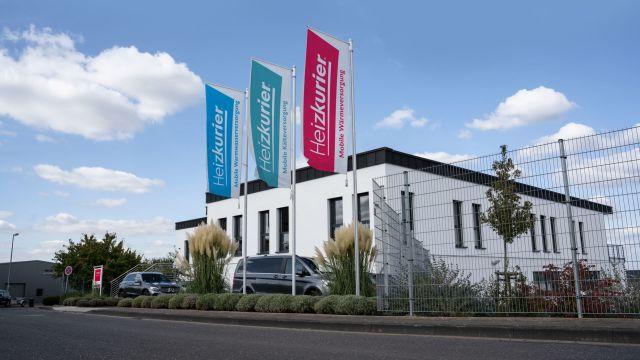 Firmensitz der Heizkurier GmbH.