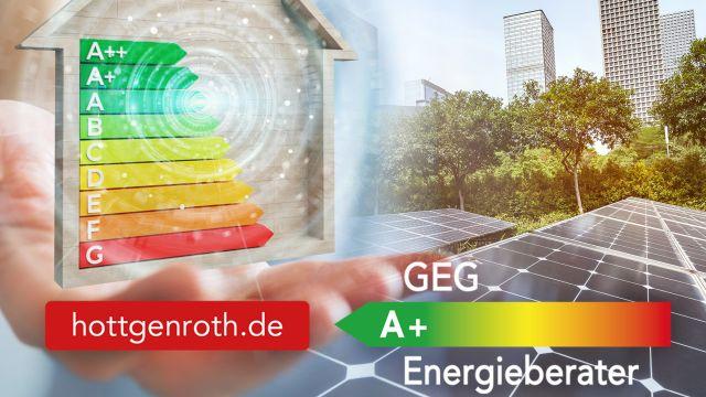 Bild-Collage von Hottgenroth zum Thema GEG.