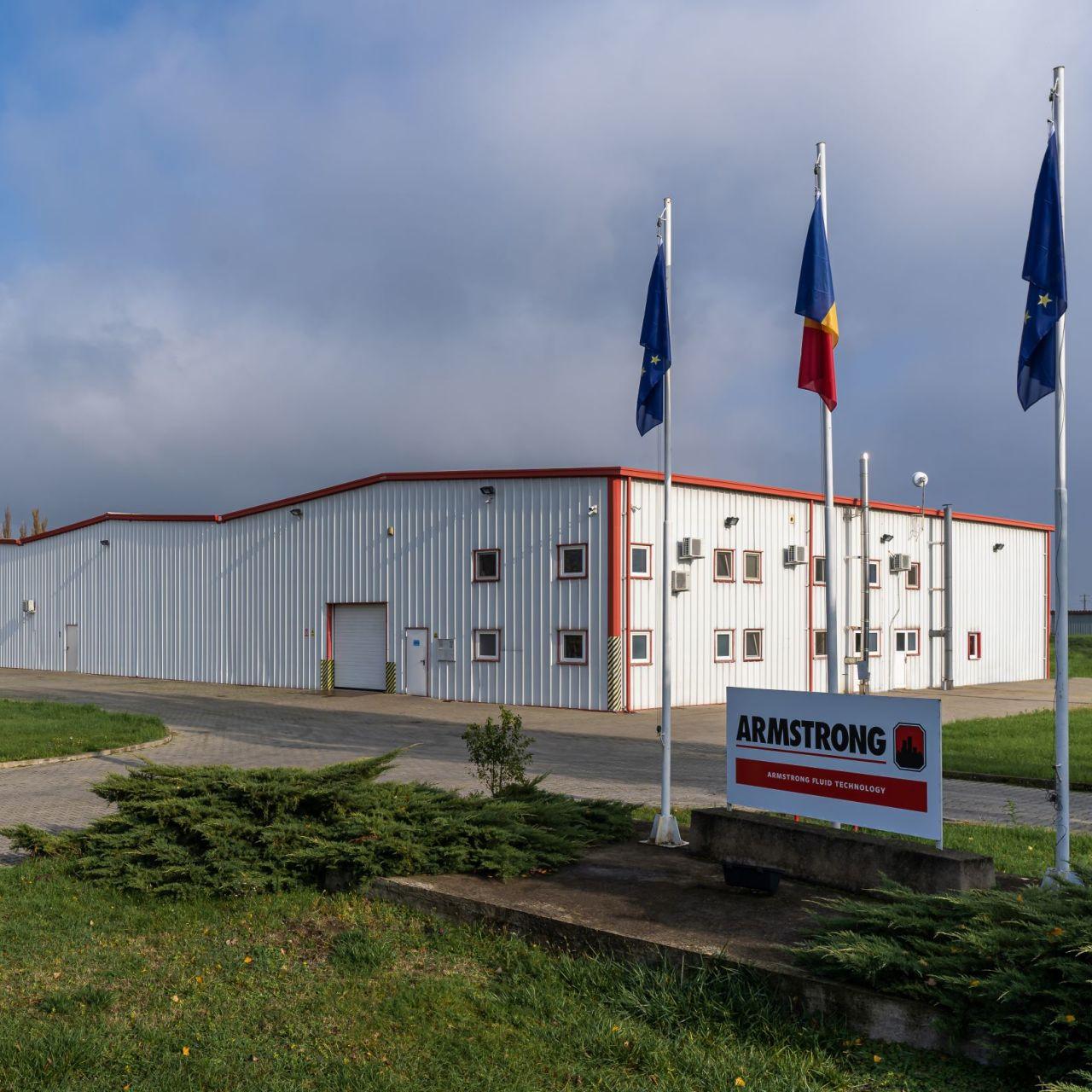 Neuer Produktionsstandort für Armstrong Umwälzpumpen