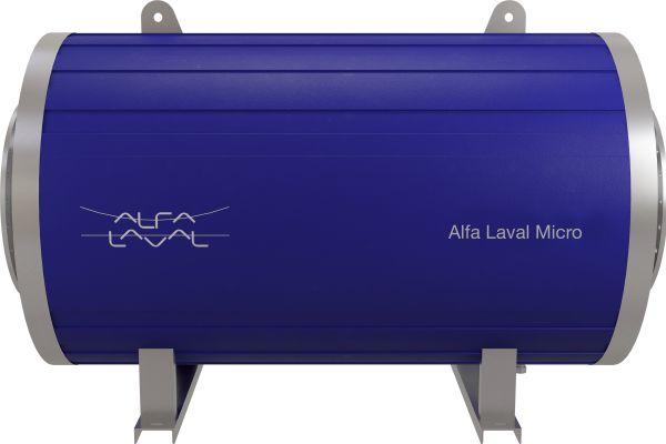 """""""Alfa Laval Micro"""" für die Wärmerückgewinnung aus Abgasen"""