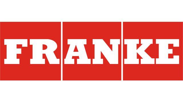 Das Bild zeigt das Franke-Logo.