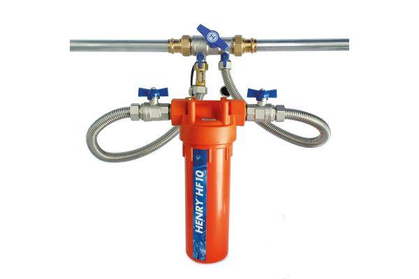 Energie-Effizienzfaktor Heizungswasser