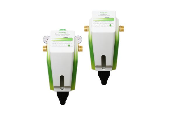 Neue Magnetic-Trinkwasserfilter