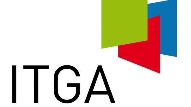 DAs Bilz zeit der ITGA-Logo.