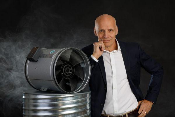 Mats Sándor ist Präsidenten von AMCA International