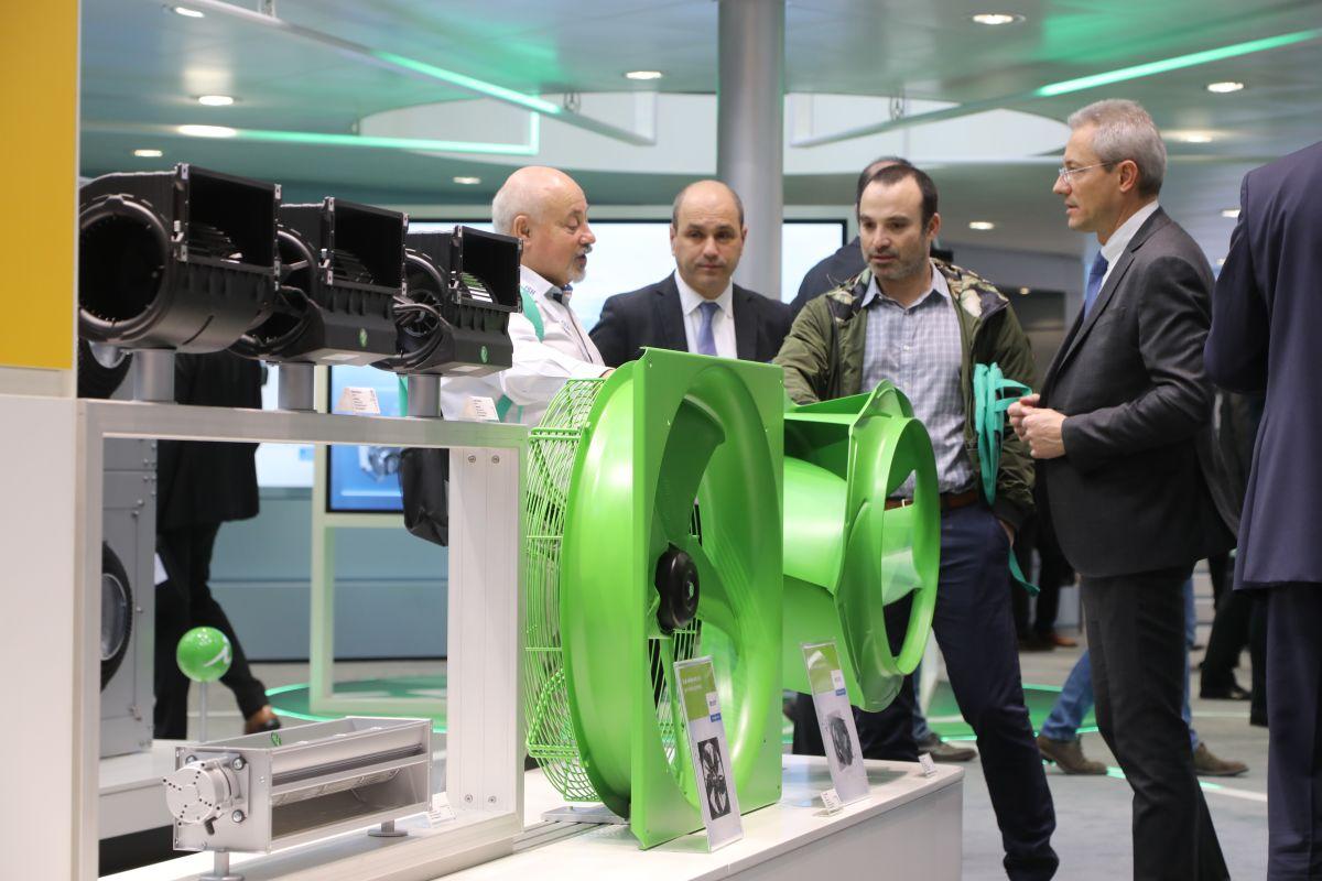 Neue Fachmesse für Raumlufttechnik in 2021