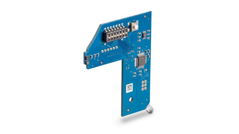 Ablüfter-Regelung mit VOC-Sensor