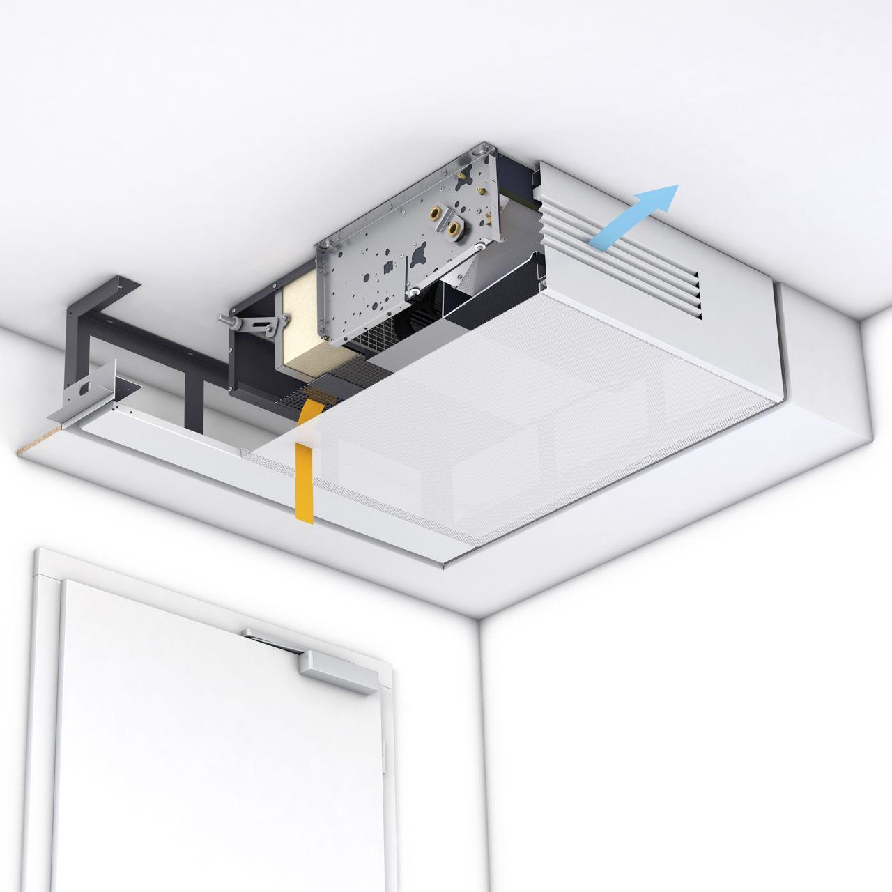 Neue Schwebstofffilter-Lösung von Kampmann