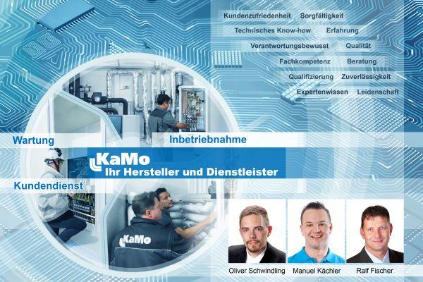 KaMo - Digitalisierung im After Sales