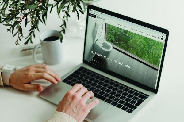 ISH digital: Inspirierendes Entrée in die TOTO-Welt